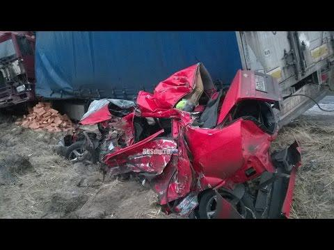 Новая подборка - аварий и ДТП за 27.11.2014_Видео290. № New Best Car Crash Compilation