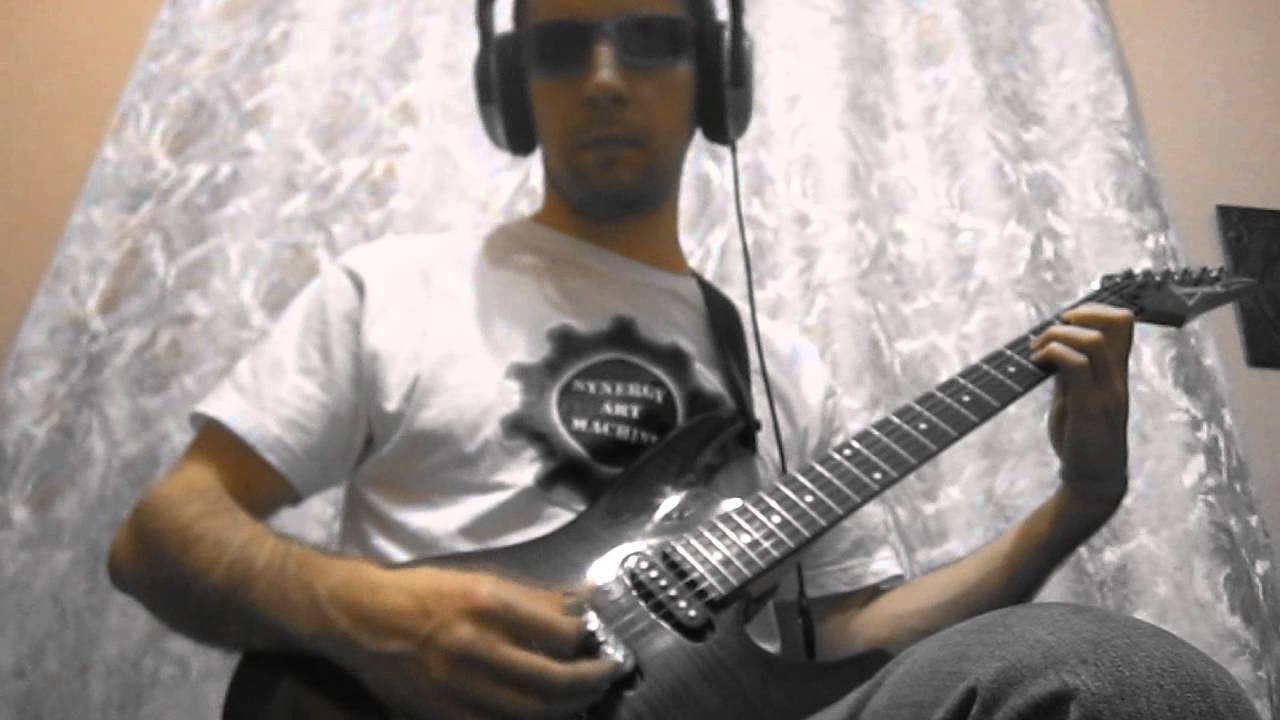 Rammstein - Mutter (Rhythm guitar medley)