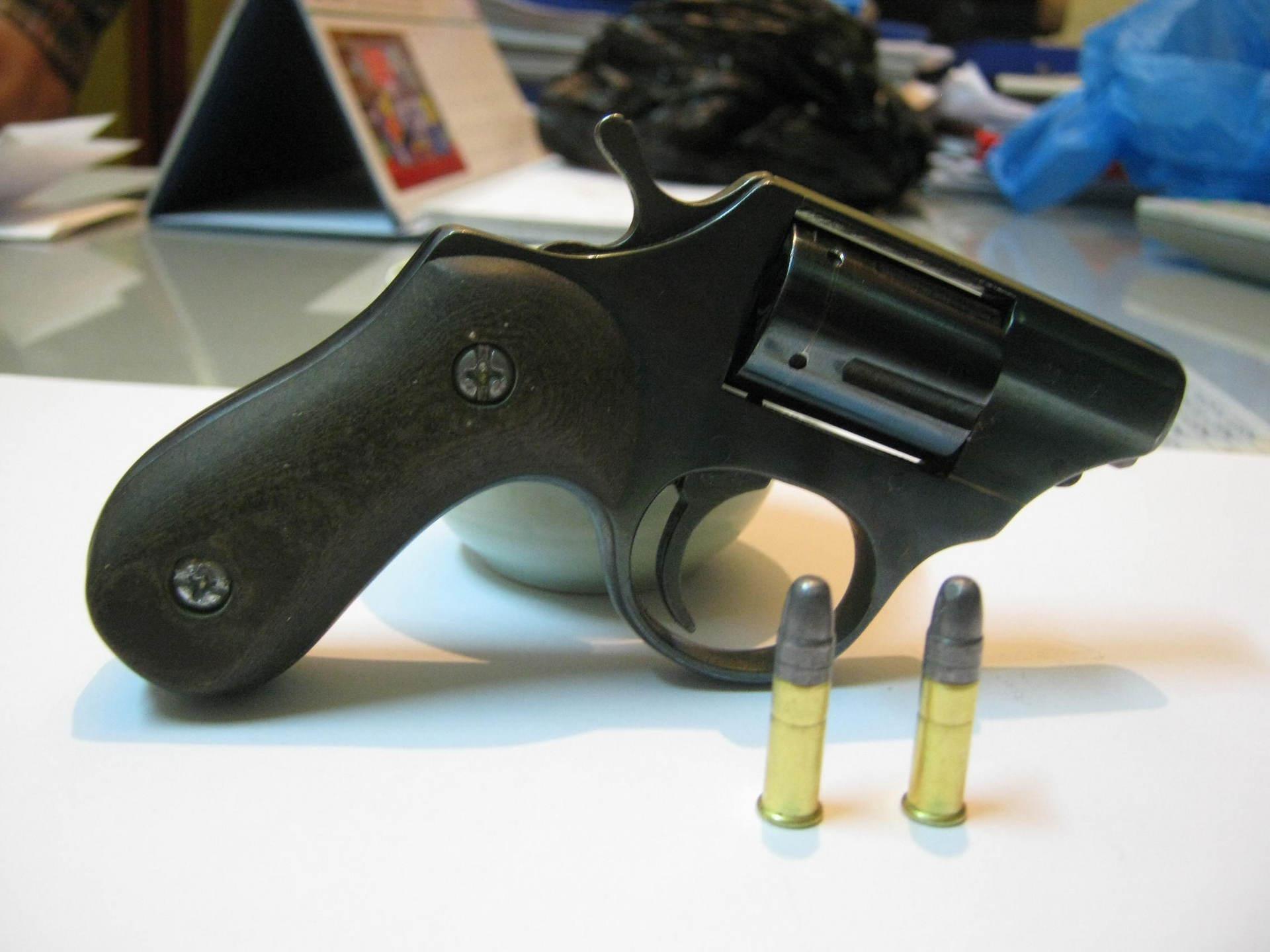 могут быть фото самодельные револьверы одно фото