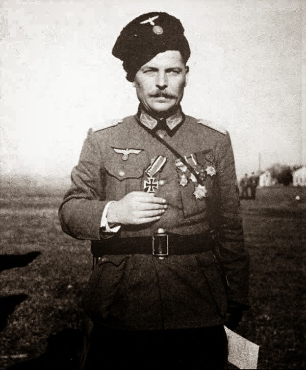 Как донские казаки Гитлера воевали