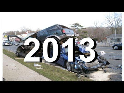 The Best of 2013 Car Crash Compilation - NEW by CCC :)