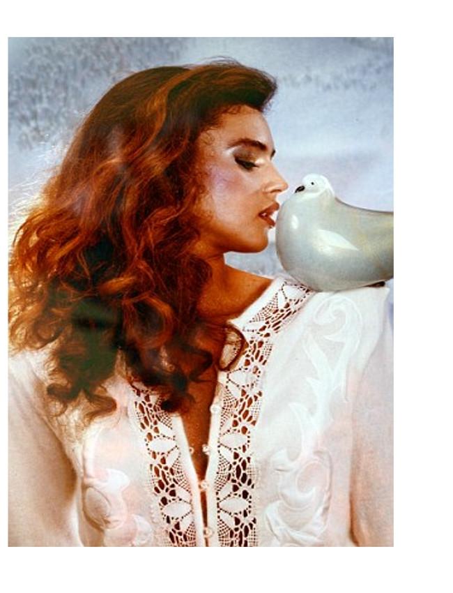 Моника Белуччи. Фотографии, сделанные 32 года назад архив, молодость, моника белуччи, фото