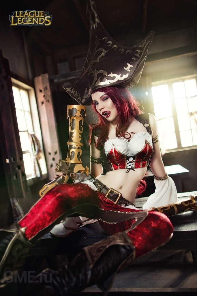League of Legends Cosplay League of Legends, косплей