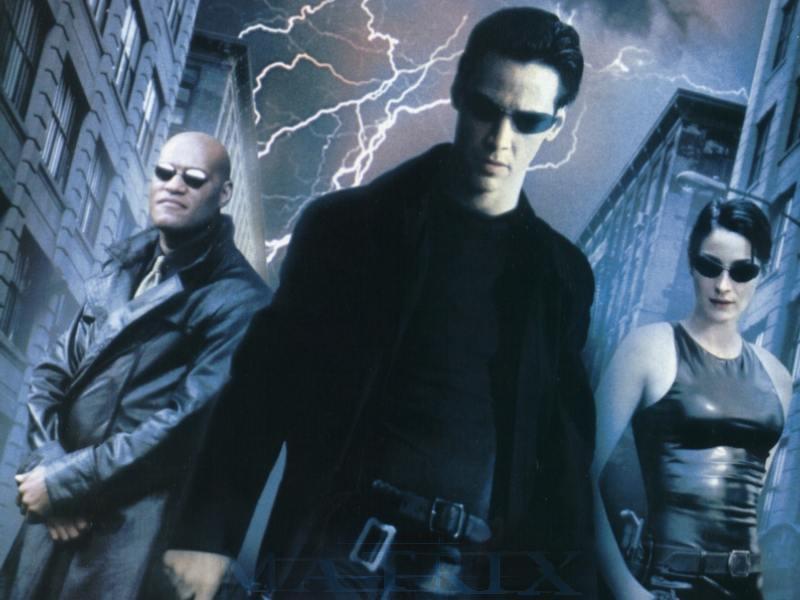 the matrix philosophy