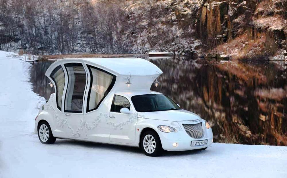 Chrysler PT Cruiser Limo карета, лимузин