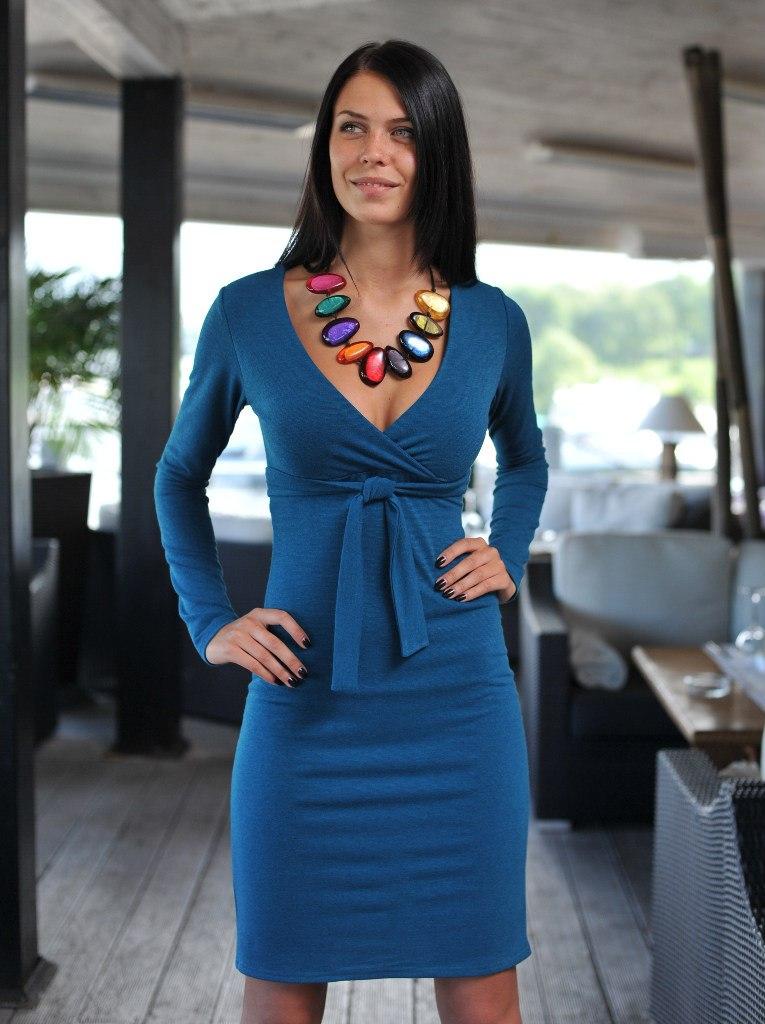 бижутерия на синее платье фото угля