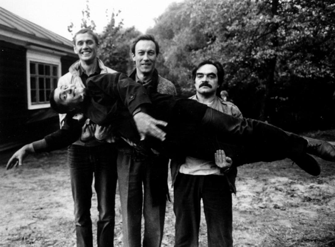 верится, редкие фотографии советских актеров себя