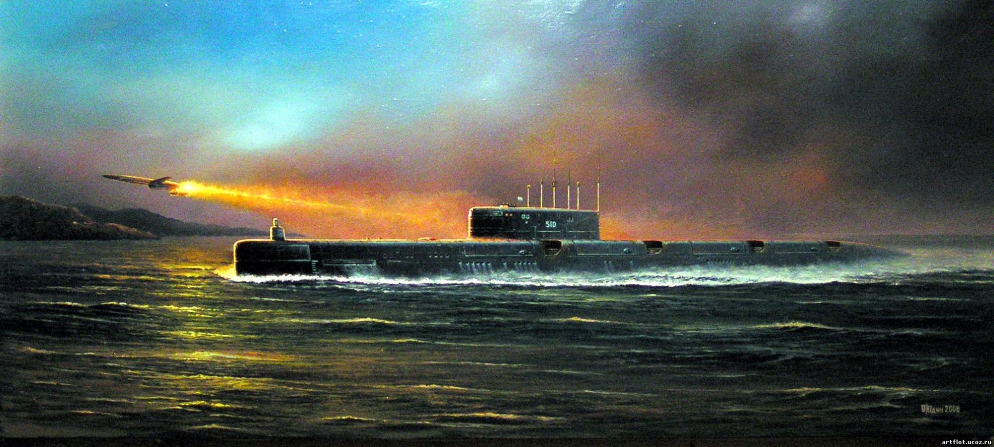подводные лодки ссср в картинках