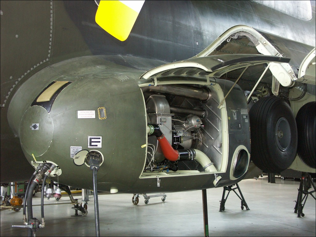 Вспомогательная силовая установка. ВСУ самолета