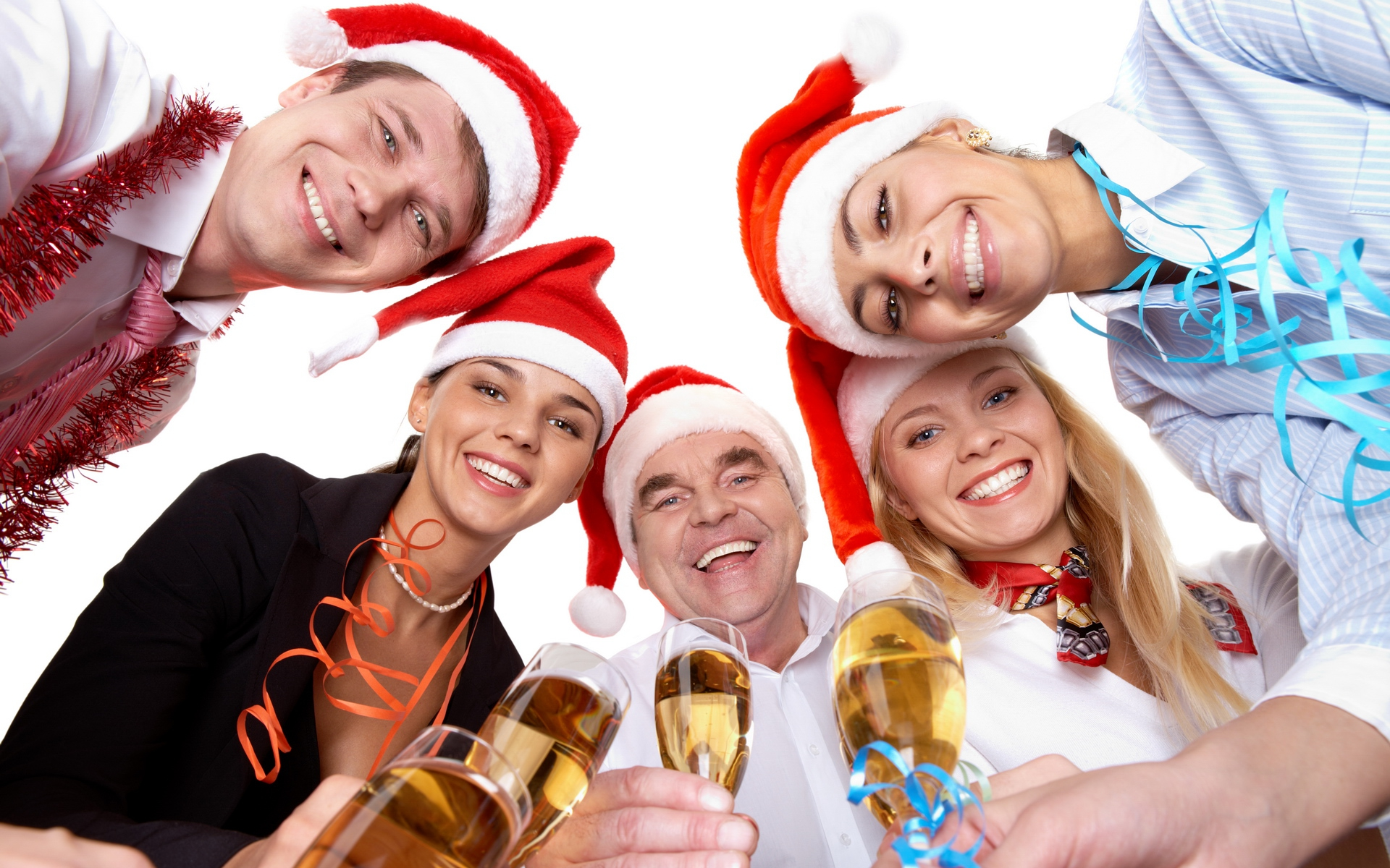 картинки веселой встречи нового года