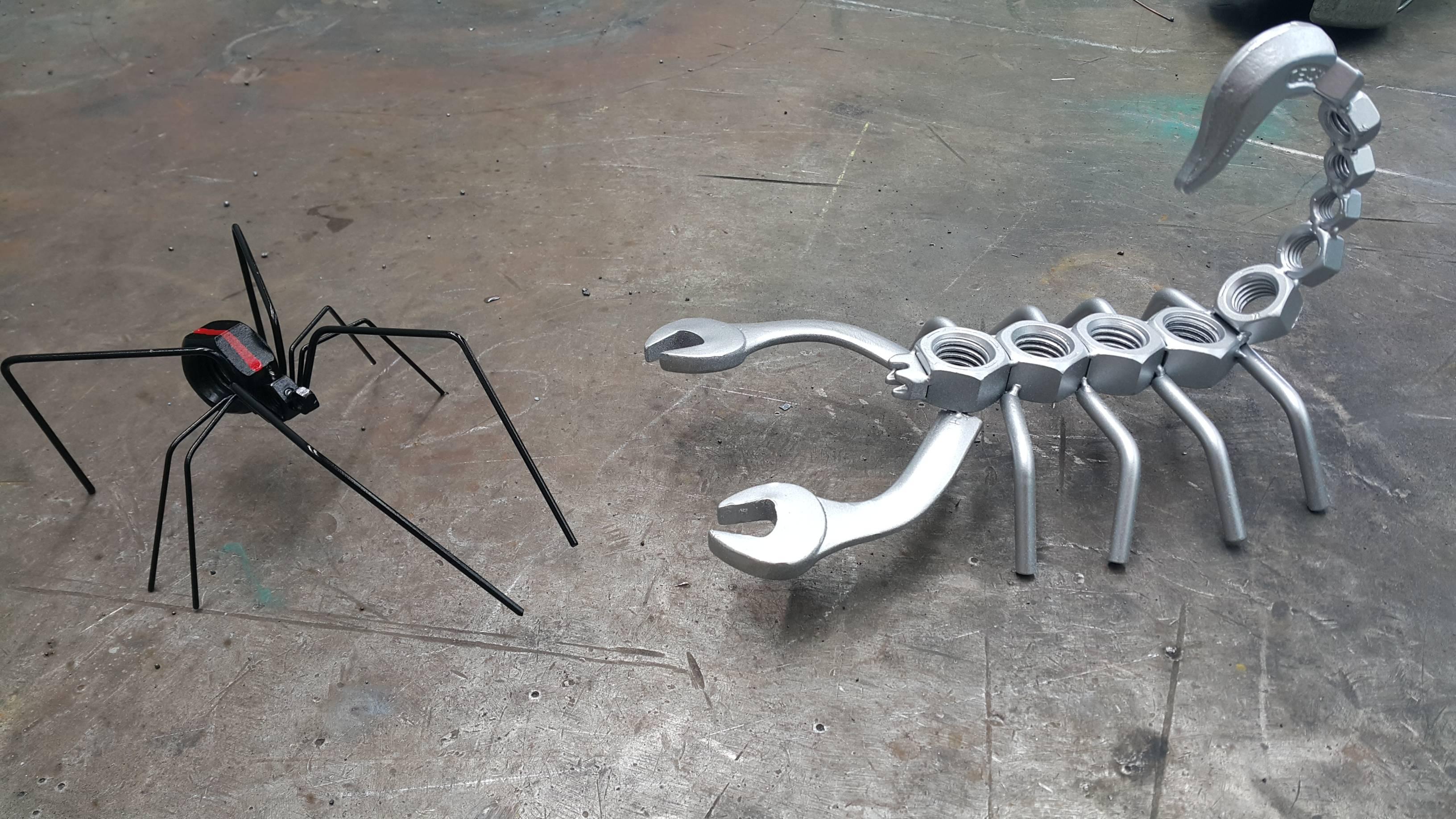 довольно сильный фото изделий из металла с помощью сварки культурные формы