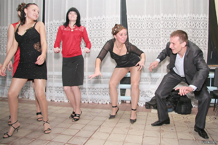 засветы русских девушек на свадьбах и гулянках-кв1