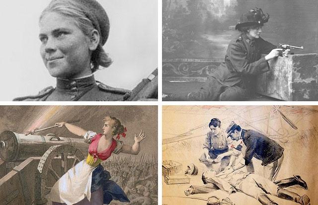 10 женщин-воинов, незаслуженно забытых историей