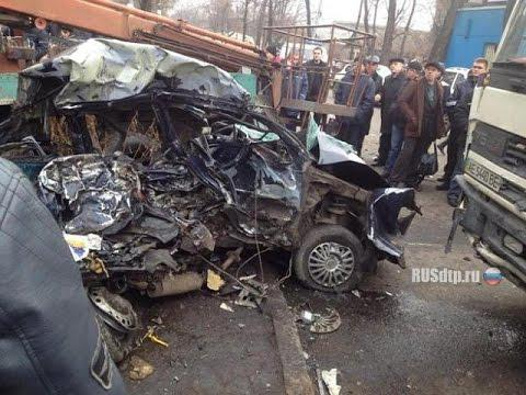 Новая подборка - аварий и ДТП за 20.12.2014_Видео №318. New Best Car Crash Compilation
