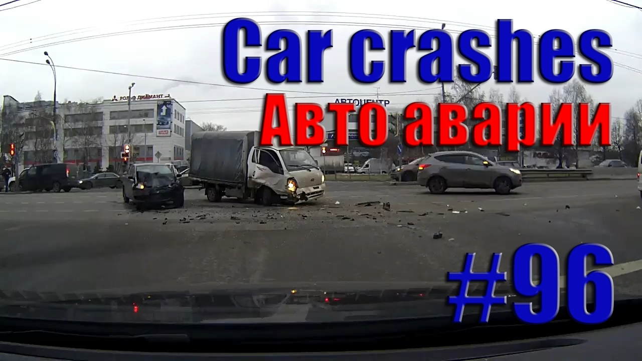 Car Crash Compilation || Road accident #96