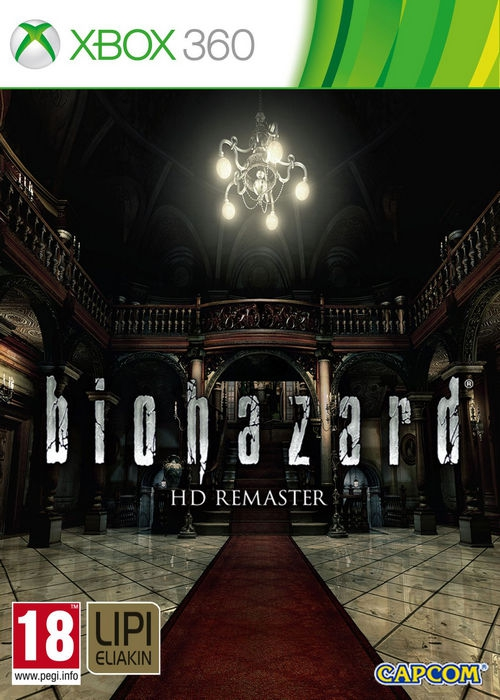 Resident Evil HD Remaster is comin'! evil, игра