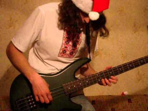 Bass solo: Christmas / New Year medley