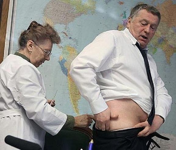 Порно видео жириновского