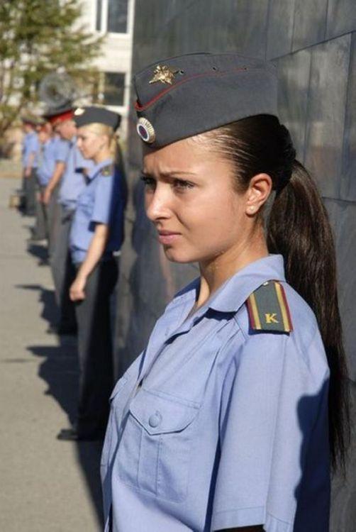 фото девушки милиционерши вообще это