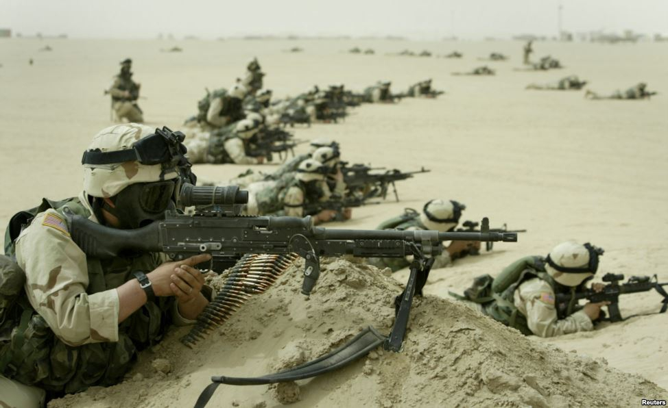 irak war essay The 2003 invasion of iraq under the this was the beginning of the us-led iraq war this essay will analyse the primary aims and objectives that the us tried to.
