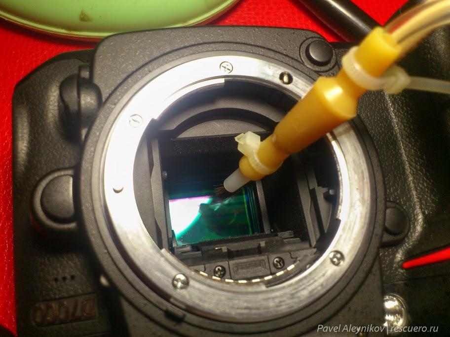 Фотоаппарат с датчиком движения