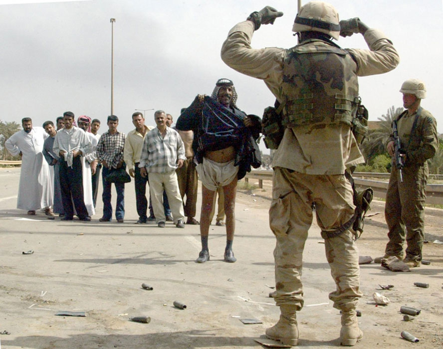 ethical dilema american invasion of iraq The 2003 invasion of iraq was the first stage of the iraq war (also called operation iraqi freedom)the invasion phase began on 20 march 2003 and lasted just over one month, including 21 days of major combat operations, in which a combined force of troops from the united states, the united kingdom, australia and poland invaded iraq.