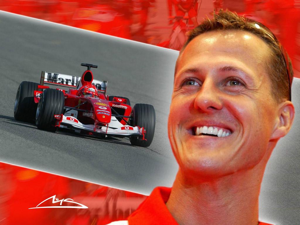 25 лет назад Шумахер дебютировал в Гран При Бельгии