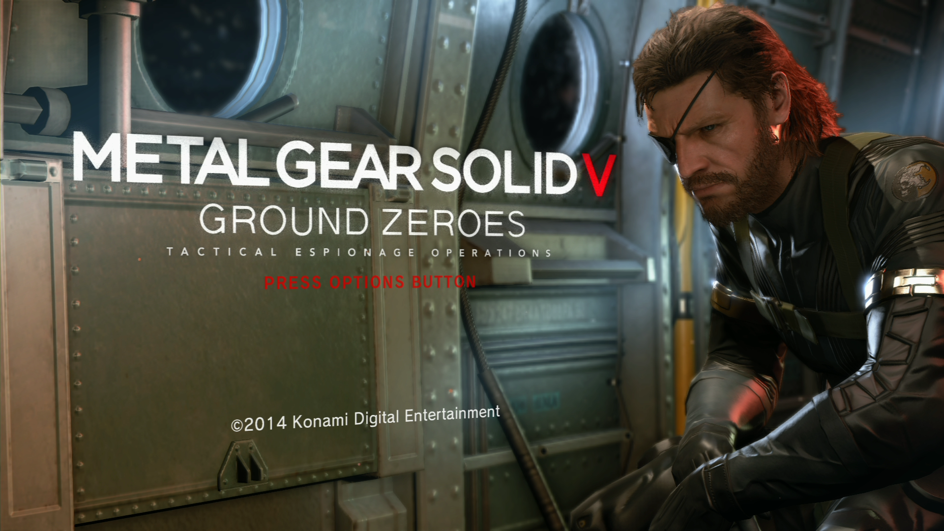 Metal Gear Solid V Ground Zeroes [МикроОбзор]