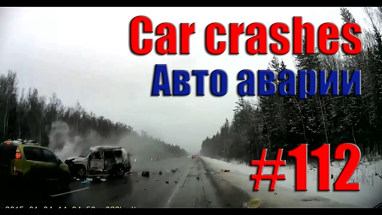 Car Crash Compilation || Road accident #112