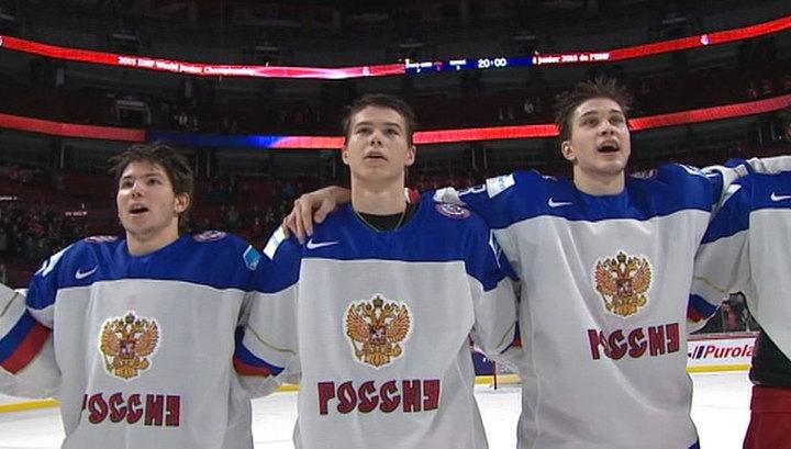Анонс молодежного чемпионата мира по хоккею - 2018