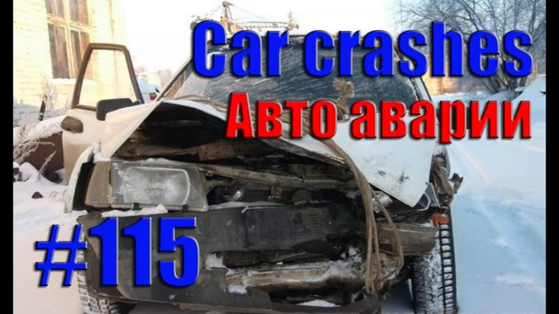 Car Crash Compilation || Road accident #115
