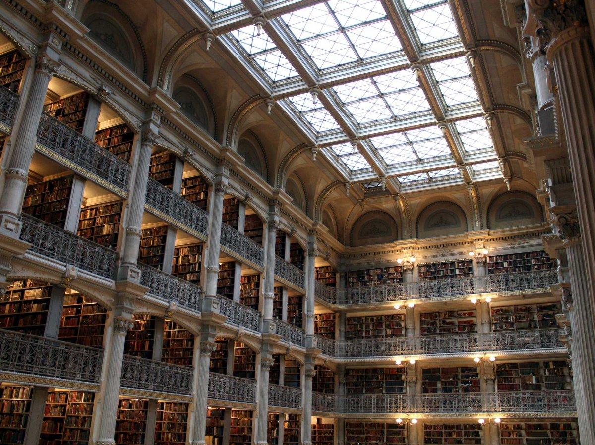 красивые библиотеки россии фото таким выводам