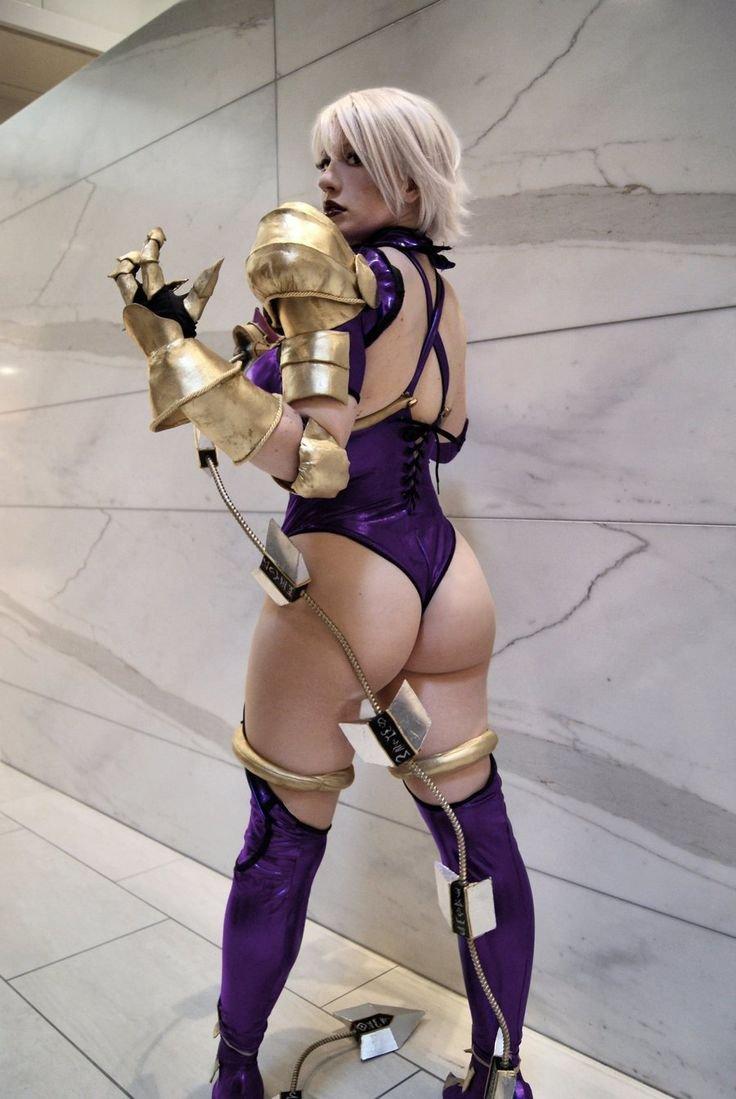 Rei ayanami dat ass cosplay