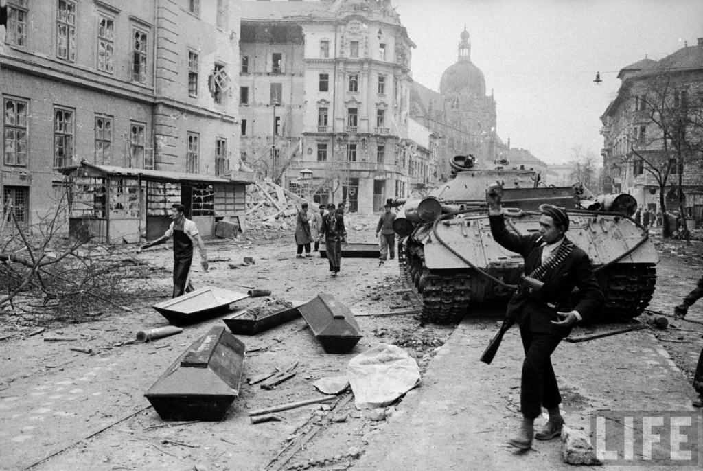 """the cause of hungary and czechoslovakia rebellion on soviet domination The fatal end of the hungarian revolution-uprising 4 november these were the day's headlines in the world press: """"hungary faces bloodbath"""", """"reds pour-in big forces"""", """"the big soviet invasion starts"""", """"hungary invaded"""", etc."""