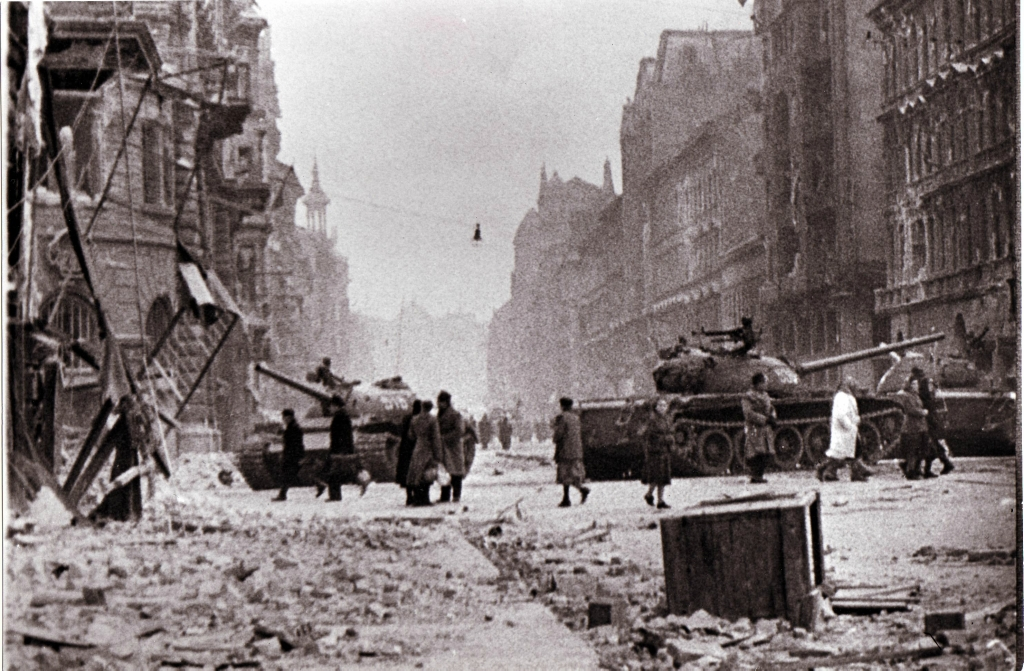 a comparison of the hungarian uprising in 1956 and the expulsion of yugoslavia from the soviet bloc  (u) dodging armageddon: the third world war that almost was  conducted by soviet bloc commandos inside yugoslavia  ff hungarian revolution.