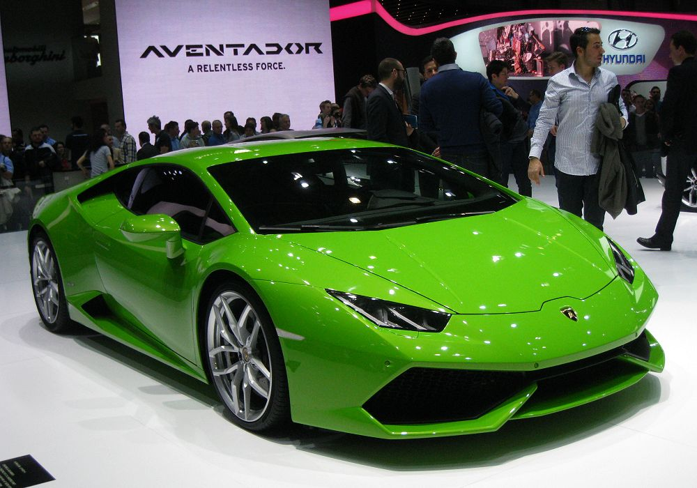 Lamborghini Huracan - Авария - 320 км/ч cars, people, видео