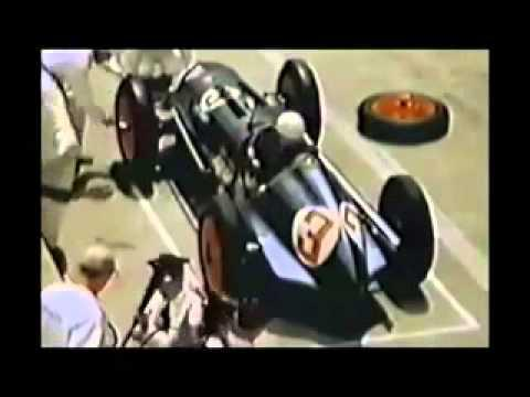 Формула 1. Пит-Стоп 1950 года и сегодня. Formula 1. Pit Stop in 1950 and today.