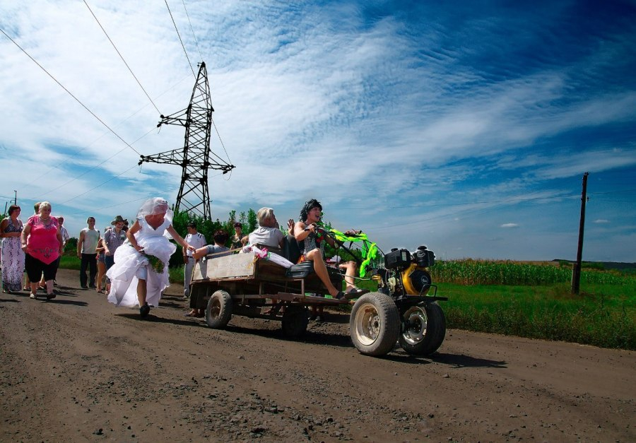 этого сельские свадьбы фото прикольные производство линейной арматуры