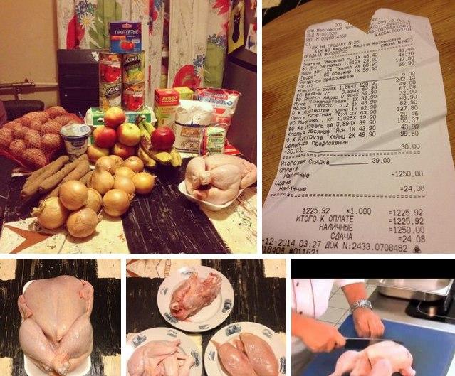 Можно ли неделю кормить семью на 1500 рублей бюджет, деньги, экономия, эксперимент
