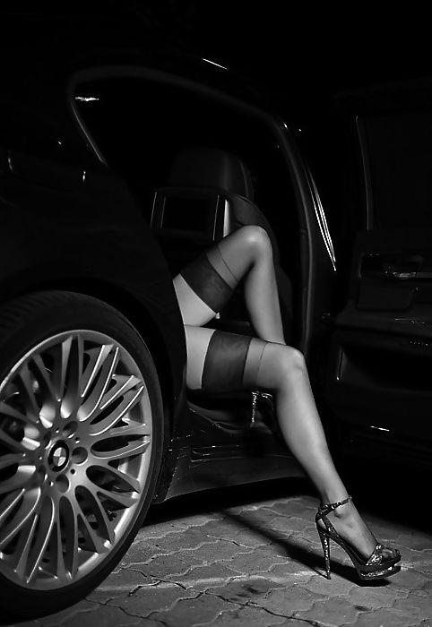 ноги девушки и авто фото день