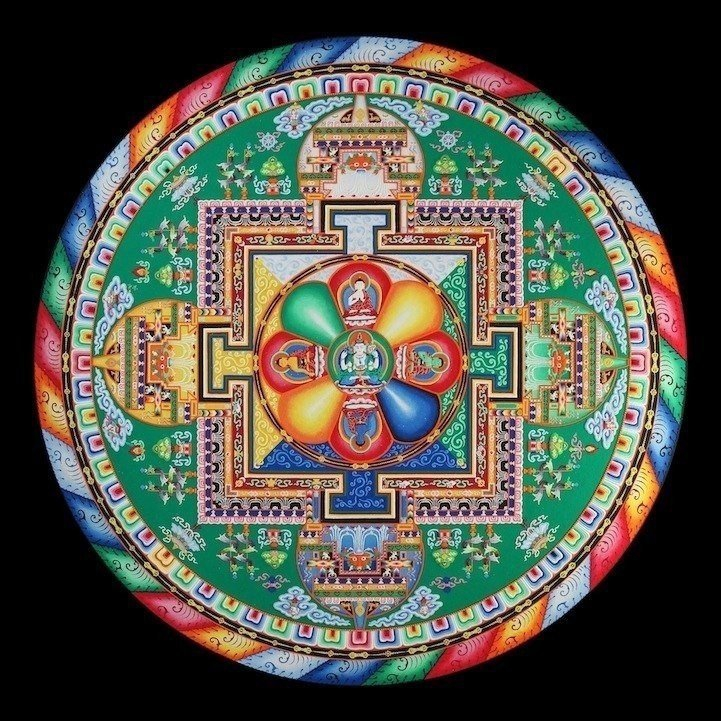 Мандалы тибетские картинки, маргарита картинки фото