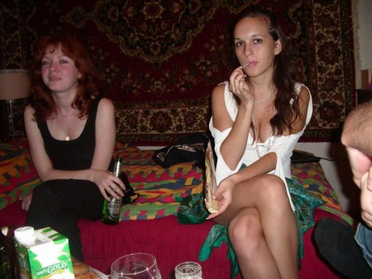 Русская молодая блядь прав