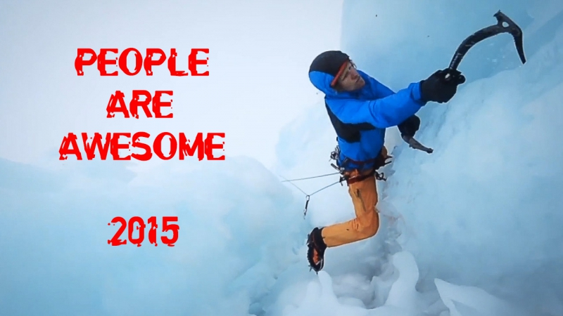 PEOPLE ARE AWESOME 2015 HD (part 9)