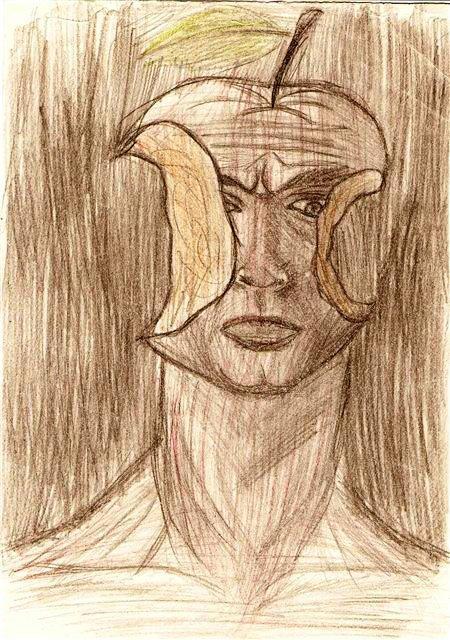 рисунки шизофреников-5