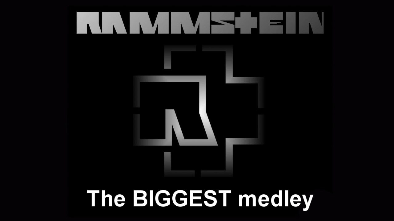 Rammstein - Made in Germany 1995-2012 (The Biggest Medley by Serj Moro