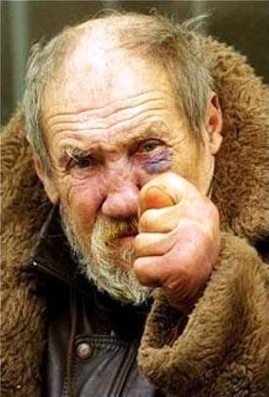 смешные фото старого деда пусть наградой