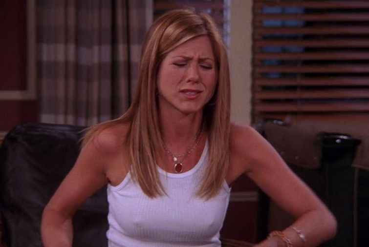 Jennifer aniston nipples on friends, city with best strip joints