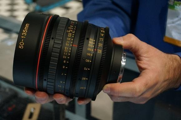 Tokina Cinema AT-X 50-135mm T3.0: парфокальный 4K-зум для Canon canon, hi-tech.