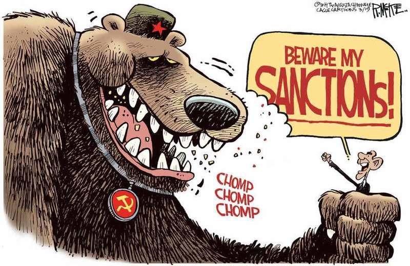 здесь картинки санкции медведь была восторге