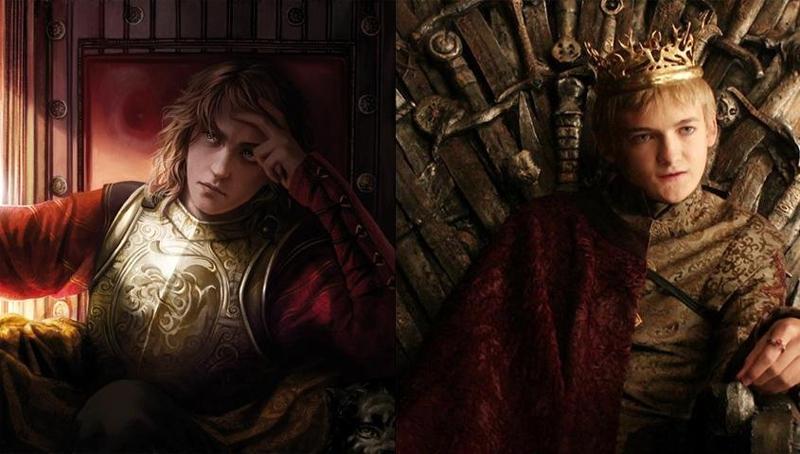 """Как на самом деле выглядят герои """"Игры престолов"""" по книгам"""